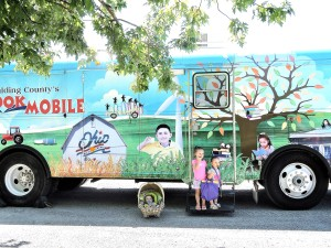 our bookmobile
